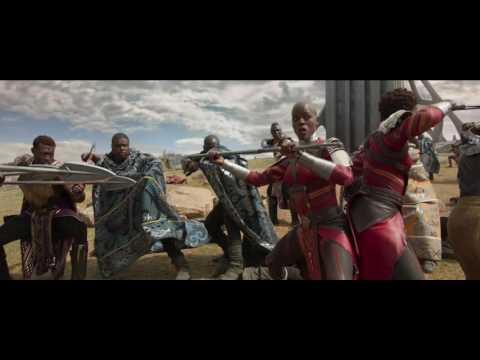 Black Panther Teaser Trailer Discussion