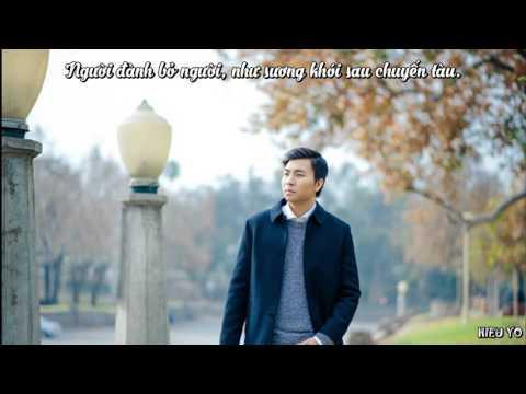 AI KHỔ VÌ AI (LYRIC) - HOÀNG ANH KHANG