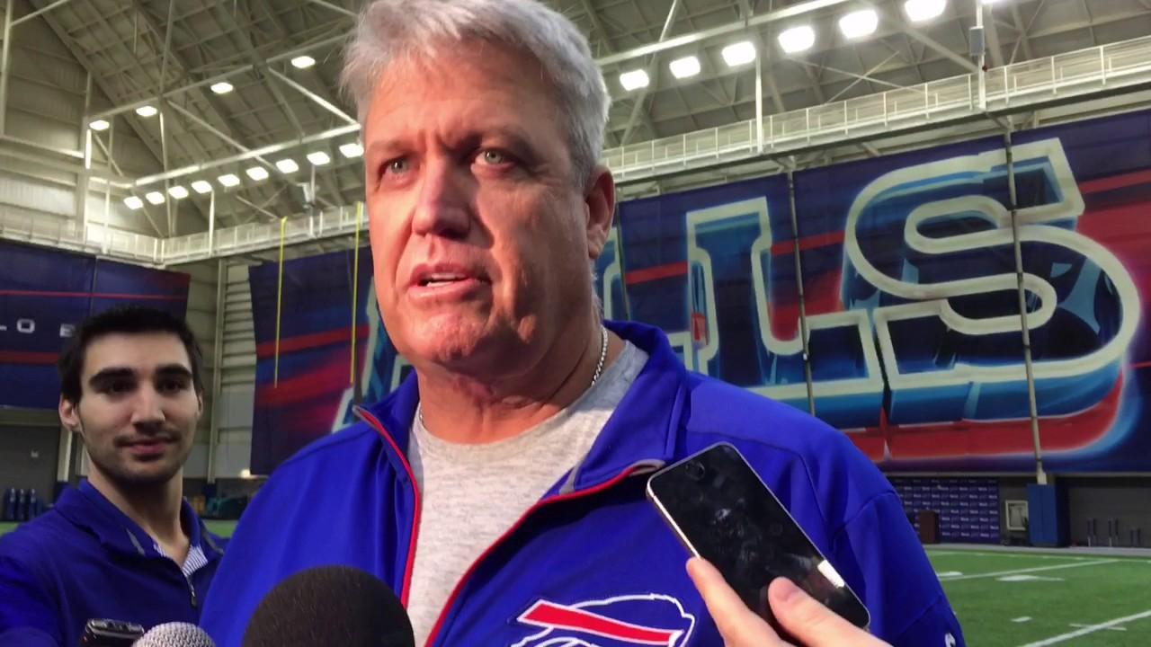 Buffalo Bills Rex Ryan Friday injury update pre Miami Dolphins (122216)