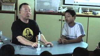 氫氣槍─小5學生4分鐘