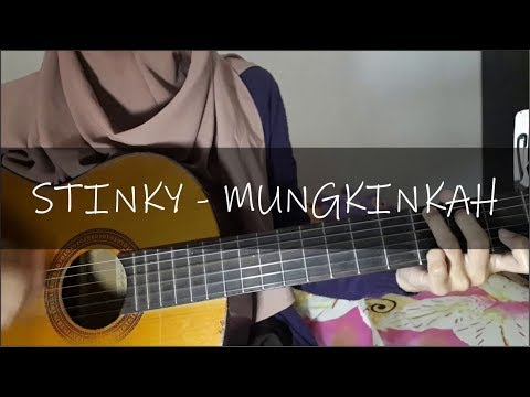 stinky - mungkinkah | belajar kunci gitar stinky