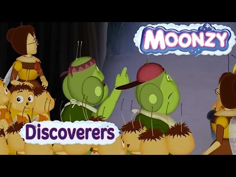 MOONZY (Luntik) - Discoverers