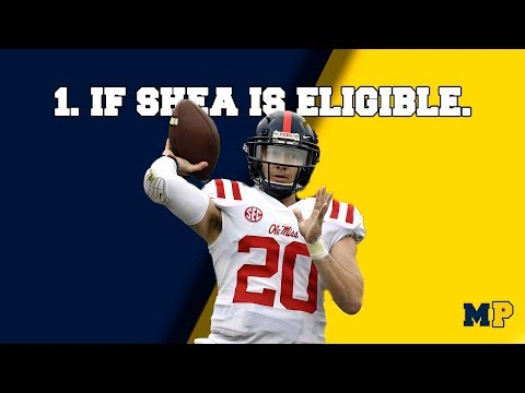 Michigan Podcast #033 | 8 Offseason 'Ifs' For Michigan Football