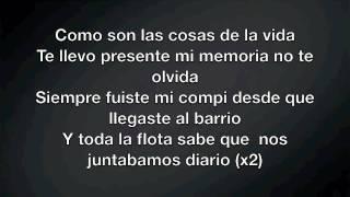 Cosas de la Vida-Cartel de Santa lyrics