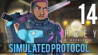 [14] Simulated Protocol (Let's Play Prey: Mooncrash w/ GaLm)