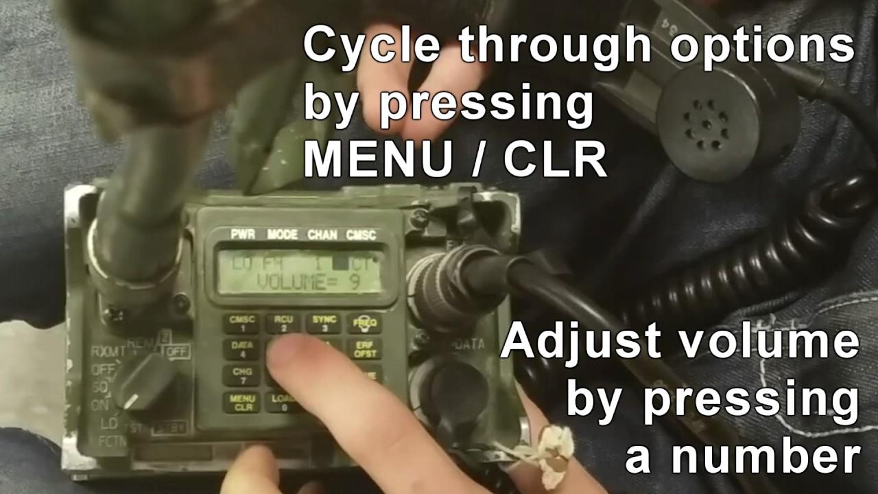 ASIP Radio Lesson