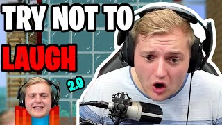 Best of Trymacs | Minecraft 2.0 | Try not to LAUGH 😂=🚫 (OG)