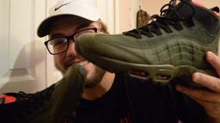 NIKE AIR MAX 95 SNEAKERBOOT (Unboxing/Review)