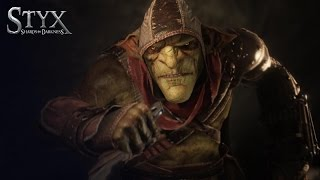 STYX: Shards of Darkness - Gameplay  1440p