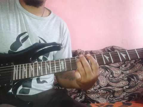Guitar lesson of kasailai pani edge band - YouTube