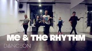 Selena Gomez - Me & The Rhythm Dance | @iamandrewheart choreography