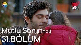 Aşk Laftan Anlamaz'da mutlu son (Final Sahnesi)