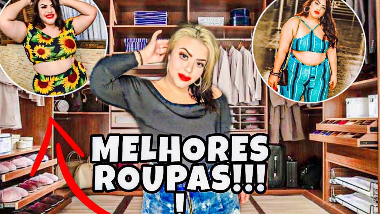 TOUR PELAS MINHAS ROUPAS! !(MELHORES ROUPAS!!)