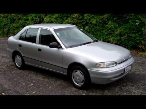 1997 Hyundai Accent GLS Hatch 1 RESERVE Cash4Cars Cash4Cars SOLD