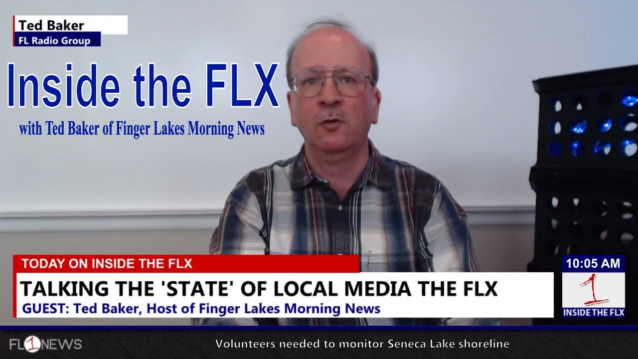 Looking forward at media in the Finger Lakes .::. Inside the FLX 5/11/18
