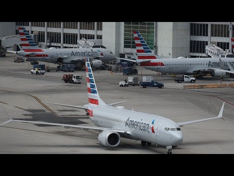 American Airlines Extends Flight Cancellations