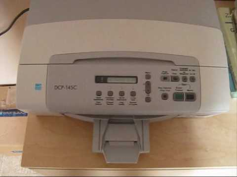 Драйвера для принтера brother dcp 135c