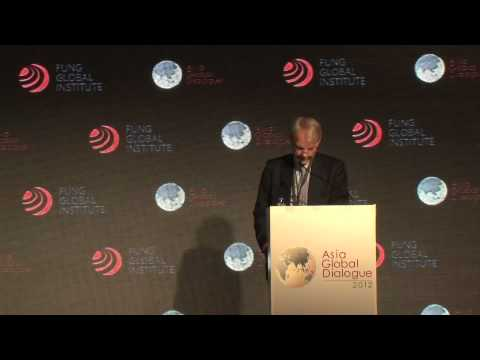 Michael Spence's Speech at Asia-Global Dialogue 2012 (1)