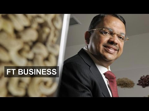 Olam chief on future of Agriculture industry | FT Business