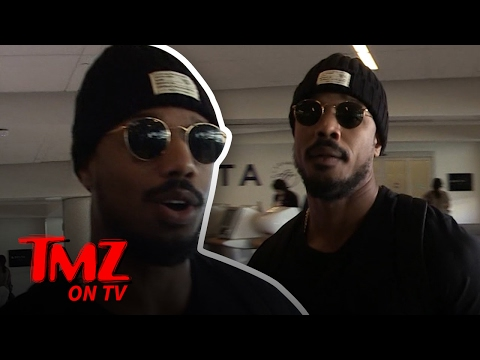 Michael B. Jordan: He Can Do Nothing Wrong | TMZ TV