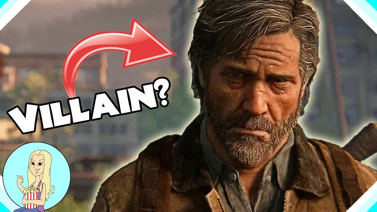 Joel is NOT a Villain  |  The Last of Us Video Essay (The Fangirl Theory)