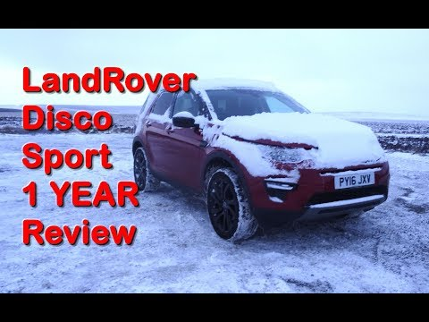 Land Rover Discovery Sport 2018 1 Year Owner Driver Mega FULL Review of What's Good and Bad