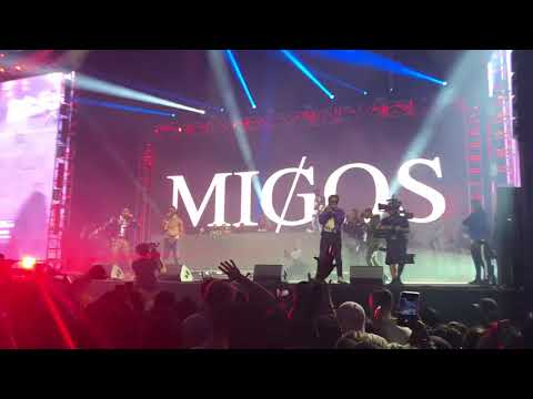 Migos w/ Cardi B and Nicki Minaj - Motorsport live at Rolling Loud