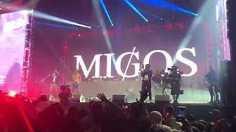 Migos w/ Cardi B and Nicki Minaj - Motorsport live at Rolling Loud