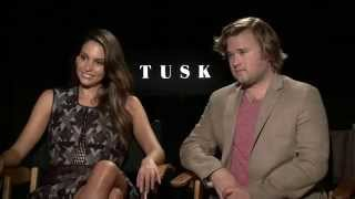 Genesis Rodriguez & Haley Joel Osment on how you can