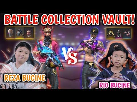 ADU COLLECTION REZA BUCINE VS RIO BUCINE GA NYANGKA ADA BUNDLE INI???