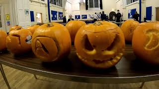 Pumpkin Carving. 13th Bromley Boys Brigade in HD (Company Section) @ The Temple Church St Mary Cray.