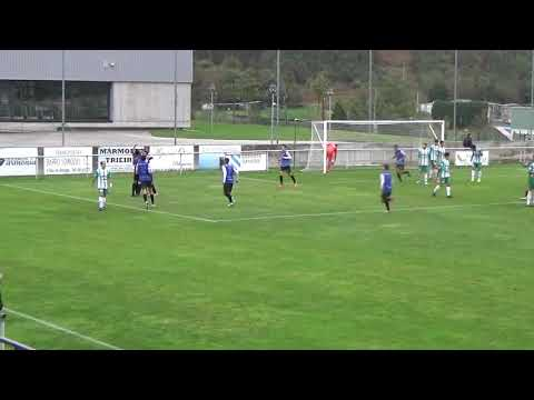Goles UD Somozas Ourense CF J12 Tercera Galicia