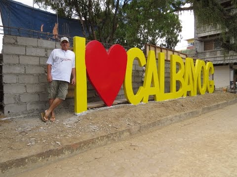 It's Where We Live - Calbayog City in Samar Province - vlog #37