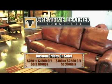 Creative Leather Fall Factory Sale
