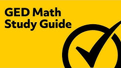 GED Math Preparation [2018] Study Guide