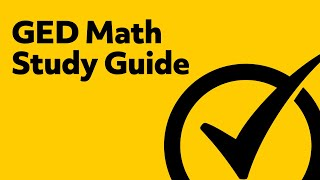GED Math Preparation 2015 - 2016 Study Pack