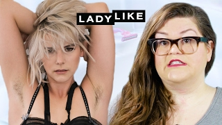 Download Ladylike Goes 30 Days Without Shaving Mp3 and Videos