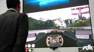 Renault South Africa Augmented Reality F1 Game