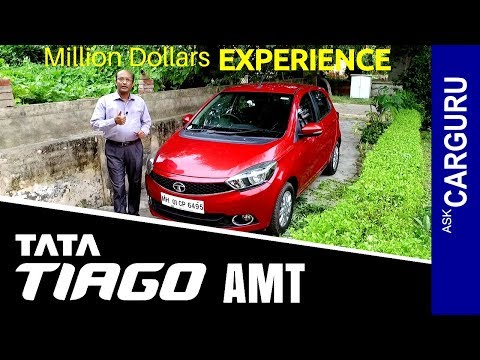 2017 TATA Tiago AMT, झूठ या सच में? best entry level Automatic,  A True Experience watch full video