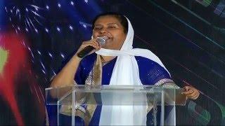 Sis. J. Janet Shanti Message The Blood of JESUS Part 1