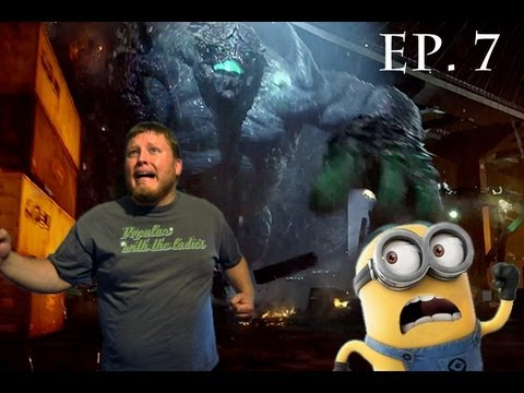 Movie Reviews with Goatee and the Stache Episode 7: Despicable Me 2 and Pacific Rim; Solo Mission