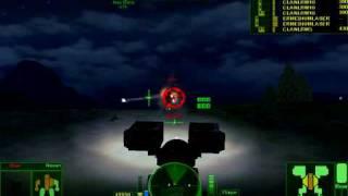 Mechwarrior 4 Gameplay Mountain 1