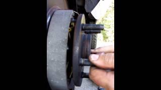 Ford 8.8 + Detroit Truetrac / Too Much Axle End-play? Clunks A Fair Bit.