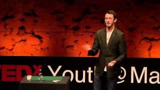 Profession -- mago | Carlos Ruisanchez | TEDxYouth@Madrid