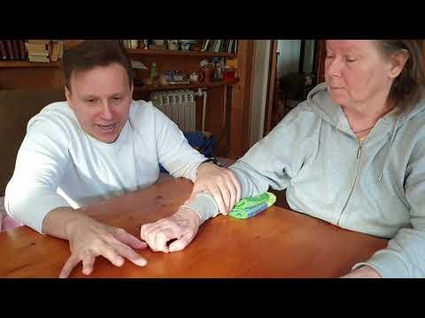 Восстановление руки после инсульта, спастический гемипарез.