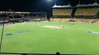 RAINA fans Cheers sound in stadium