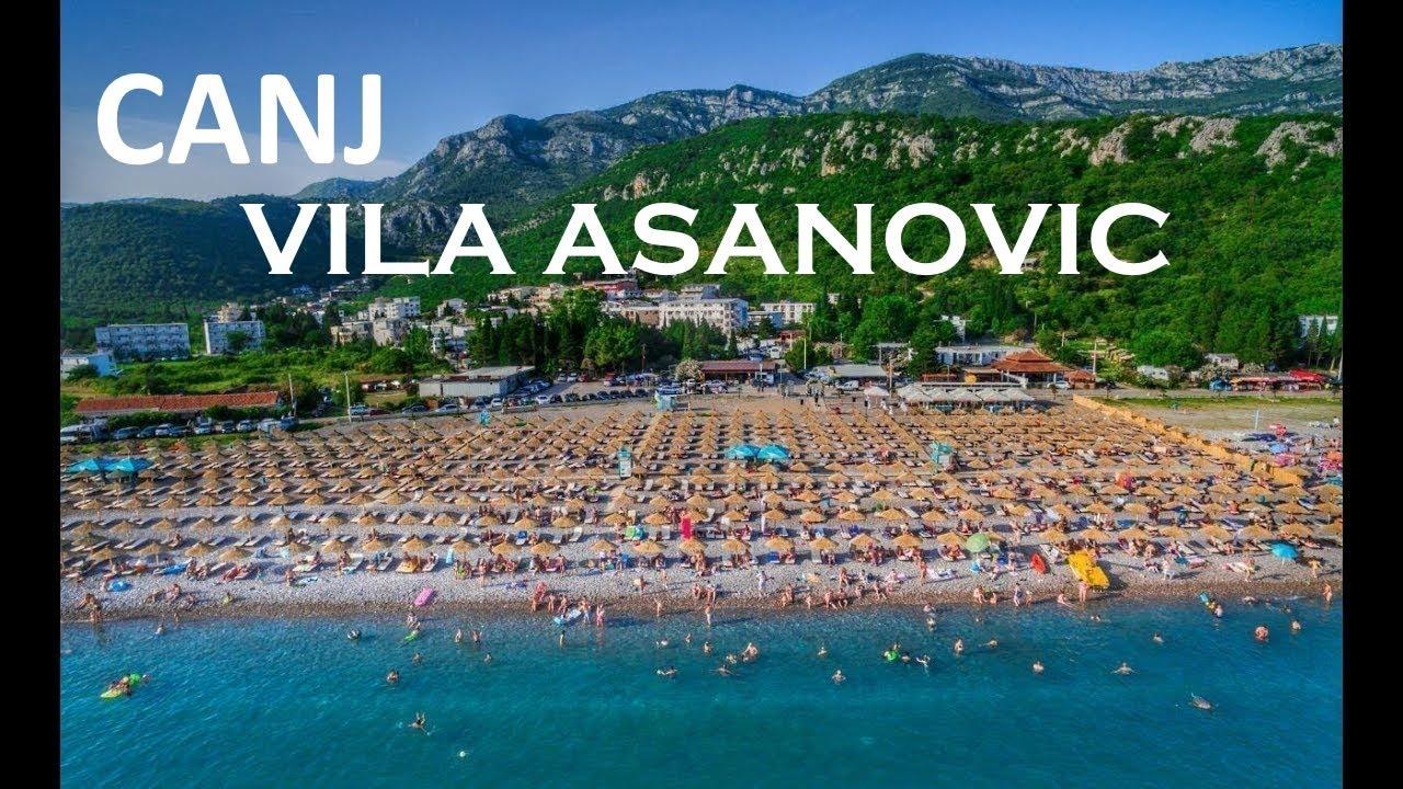 mapa canj crna gora Canj Crna Gora Vila Asanovic   Crna Gora Montenegro Promo HD   YouTube mapa canj crna gora