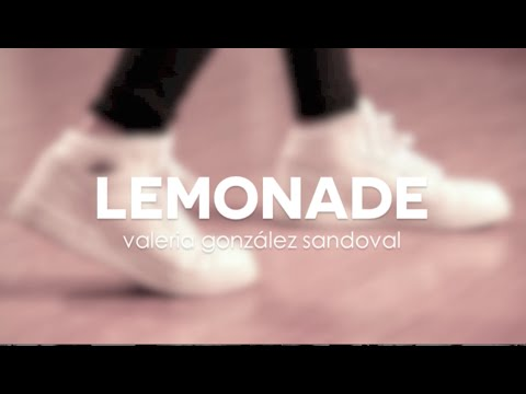 """Lemonade"" Choreography by Valeria González"