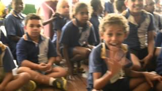 SLQ launches Australia's first Ideas Box in Mapoon