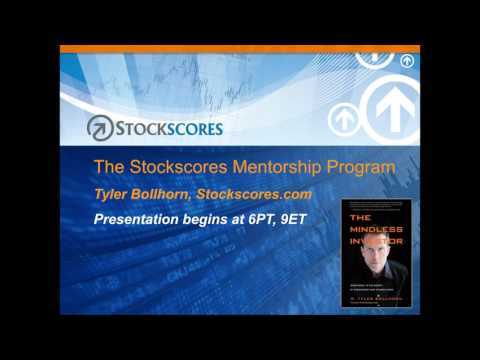 Is the Stockscores Mentorship Program Right for You